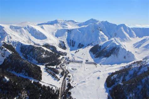 le mont dore station de ski dans le puy de d 244 me le