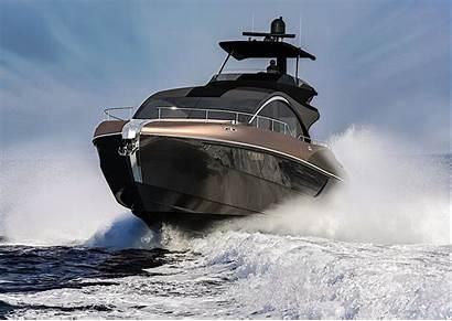 Lexus Yacht Ly 650 Luxury Flagship Unveils