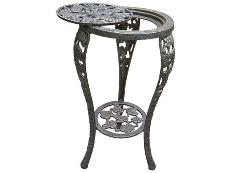 Oakland Living Vineyards Cast Iron Grape Table Plant Stand In Antique Bronze Antique Window Decor Ideas Swivel Bar Stools Large Carved Mirror Cotswold Art And Antiques Fair Looking Ceiling Fans India Market Am Hof Ringtone Solid Mahogany Bedroom Set