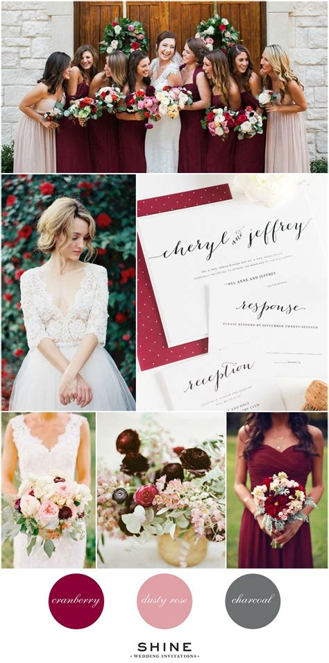 Fall Wedding Inspiration Member Board Stationery