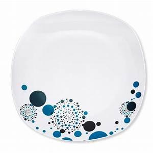 Assiette Ardoise Pas Cher : assiettes plates pas cher design en image ~ Teatrodelosmanantiales.com Idées de Décoration