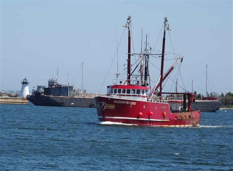 Scallop Boat by June 12 New Bedford Ma Great Centralized Location