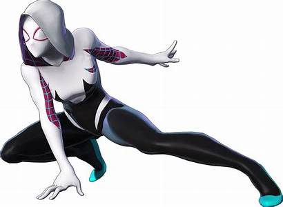 Spider Gwen Marvel Stacy Ultimate Alliance Verse