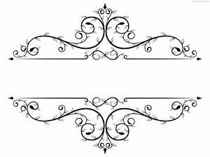 floral-frame-png.png (5000×3750) | ברכות קישוטים למצגת ...