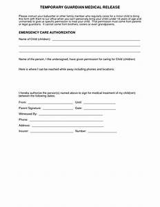 medical permission form for grandparents templates free With naming a guardian for your child template
