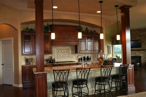 kitchen island columns kitchen island with columns search kitchen