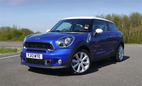 mini paceman cooper sd  quick review