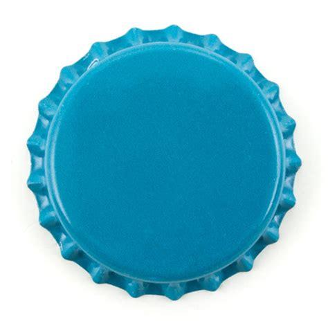 bottle cap aqua blue oxygen barrier bottle caps 144 ct
