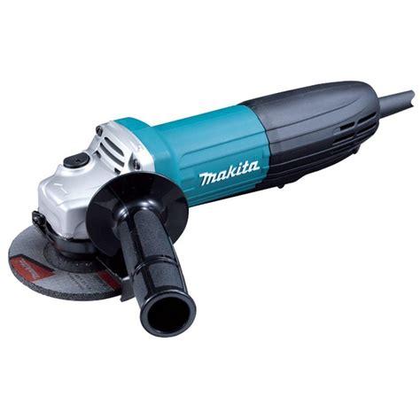 mini handkreissäge makita makita 6 4 1 2 in paddle switch angle grinder ga4534 the home depot