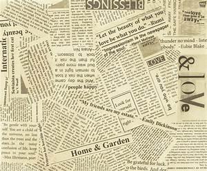 Image Gallery newspaper print background