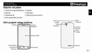 Prestigio Multiphone 7600 Duo Quick Start Guide