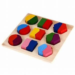 Puzzle En Bois Bébé : puzzle jouet jeux casse tete educatif en bois pour bebe enfant wt eur 2 05 picclick fr ~ Dode.kayakingforconservation.com Idées de Décoration