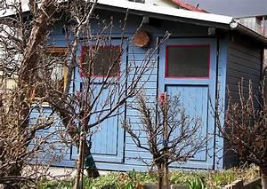 Gartenhaus Farbe Bilder : farbe im garten blaues gartenhaus ger tehaus ~ Lizthompson.info Haus und Dekorationen