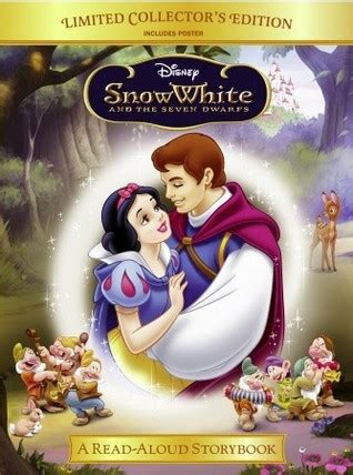 snow white    dwarfs  read aloud storybook
