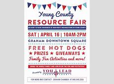 Young County Resource Fair City of Graham, Texas