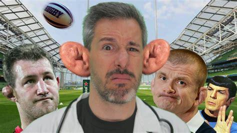 Pourquoi Les Rugbymen Ont Les Oreilles En Chou-fleur