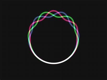 Circle Gifs Wave Animation Animated Giphy Cool