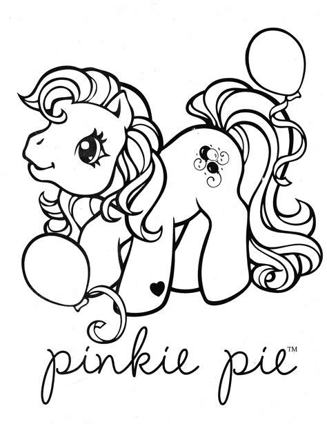 Pinkie Pie Kleurplaat by My Pony Coloring Page Mlp Pinkie Pie Coloring