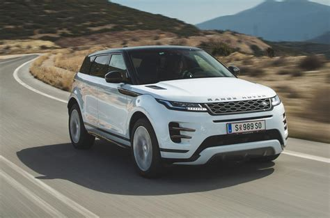 Land Rover Range Rover Evoque 2019 by New Range Rover Evoque 2019 Review Autocar