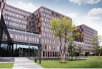 Campus Frankfurt Finance Management Germany Wo International