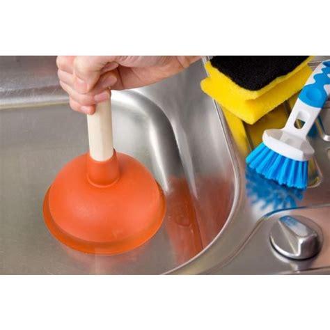 ventouse cuisine utiliser une ventouse pour déboucher un évier