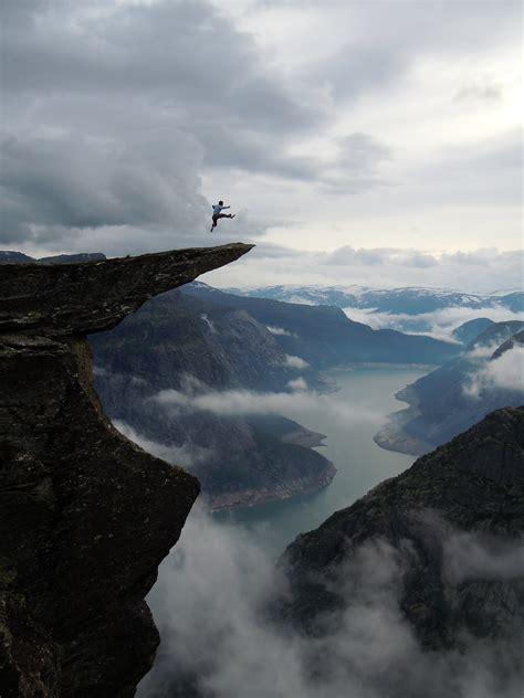 Trolltunga Norway Photo On Sunsurfer