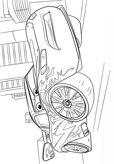 Cars Kleurplaat 3 by Kleurplaten En Zo 187 Kleurplaten Cars 3