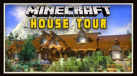 Minecraft Best Survival House Tour Youtube