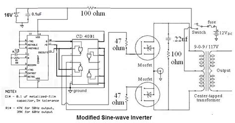 24vac relays on square wave ok 12vdc to 24vac inverter calculations page 2 electronics