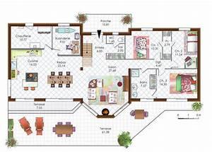 maison en bois moderne detail du plan de maison en bois With amazing faire un plan maison 3 maison contemporaine 12 detail du plan de maison