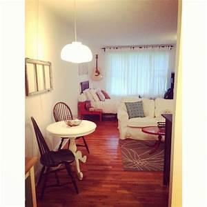 My, Studio, Apartment, In, New, York, Smallroomdesign