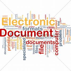 electronic documents gl stock images With electronic documents definition