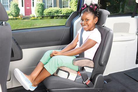 britax pioneer nine in ten parents move children from booster seat to