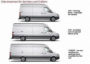 Sprinter Size Diagrams