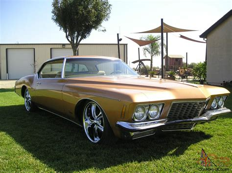 71 Buick Riviera For Sale by Beautiful 71 Buick Riviera With Only 42k Original