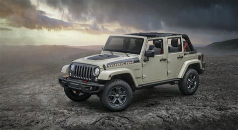 jeep rubicon 2017 2 door 2017 jeep wrangler rubicon recon adds more robust hardware
