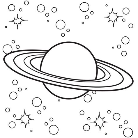 outer space coloring pages  kids coloring home
