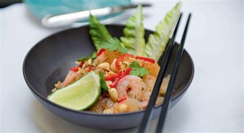recette cuisine thailandaise traditionnelle le yam som o une salade de plemousse thaïlandaise
