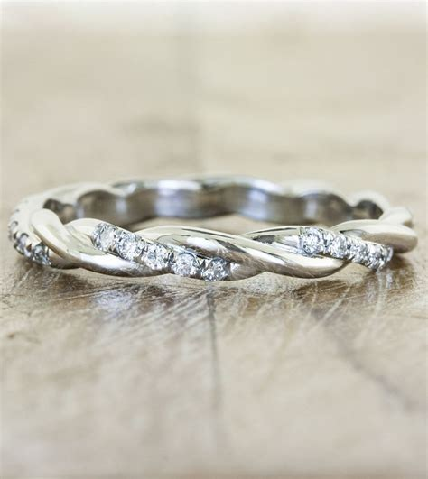 25+ Best Ideas About Twisted Wedding Bands On Pinterest