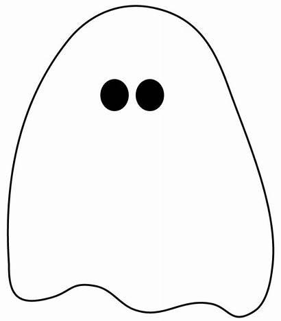 Ghost Clipart Transparent Clip Background Cartoon Halloween