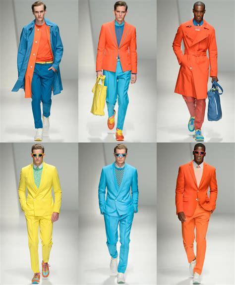 Menu2019s SS13 Fashion Trend Neon u0026 Fluorescent Colours | FashionBeans