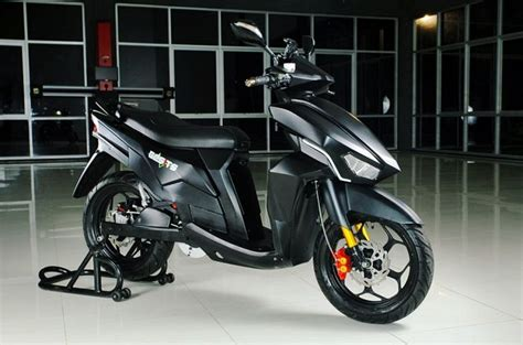 Gesits Image by Company Wika To Launch Gesits Electric Scooter