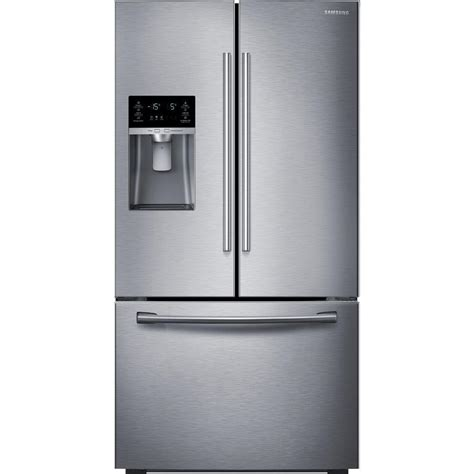 Samsung Counter Depth Refrigerator Home Depot by Samsung 28 07 Cu Ft Door Refrigerator In
