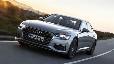 Audi A6 2019 by 2019 Audi A6 Upping The Tech In The Heated Mid Size