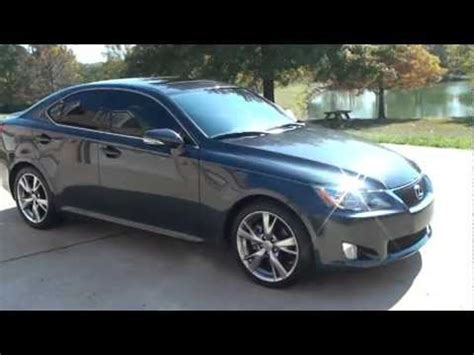 lexus 2010 for sale 2010 lexus is 250 navigation loaded for sale see www