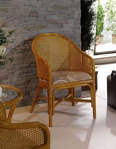 Fauteuil En Rotin : fauteuil cann en rotin brin d 39 ouest ~ Teatrodelosmanantiales.com Idées de Décoration