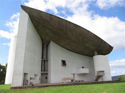 le corbusiers iconic ronchamp chapel damaged  vandals