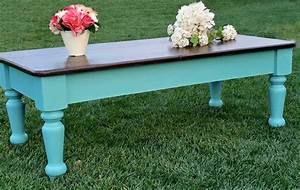 Charming Coffee Table Upcycle General Finishes Design Center