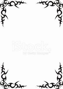 Tribal Border Design Stock Vector - FreeImages com