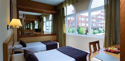 habitacion doble hotel vp jardin de tres cantos pagina